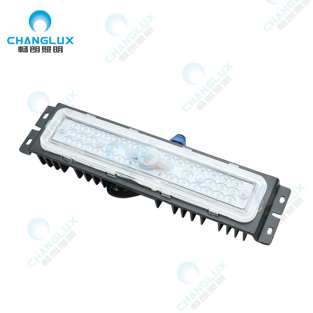 CL-A30-M14565 fashionable  modular 3535 3030 5050 smd led module 50w street light with heat sink