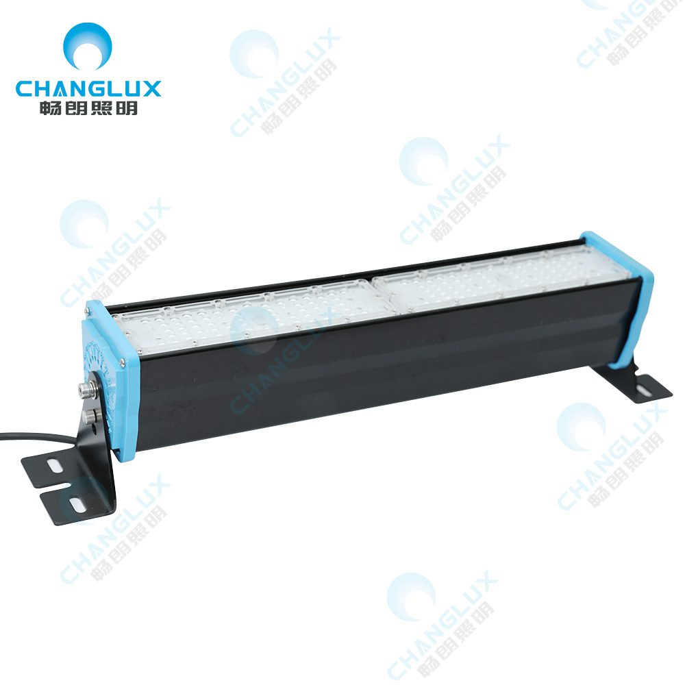 CL-BL-A100   New modular lighting system linear trunking recessed led continuous led lighting