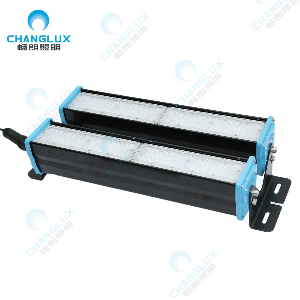 CL-BL-A200  recessed linear light passed CE linear lighting moduletrumpet shape lamp shade