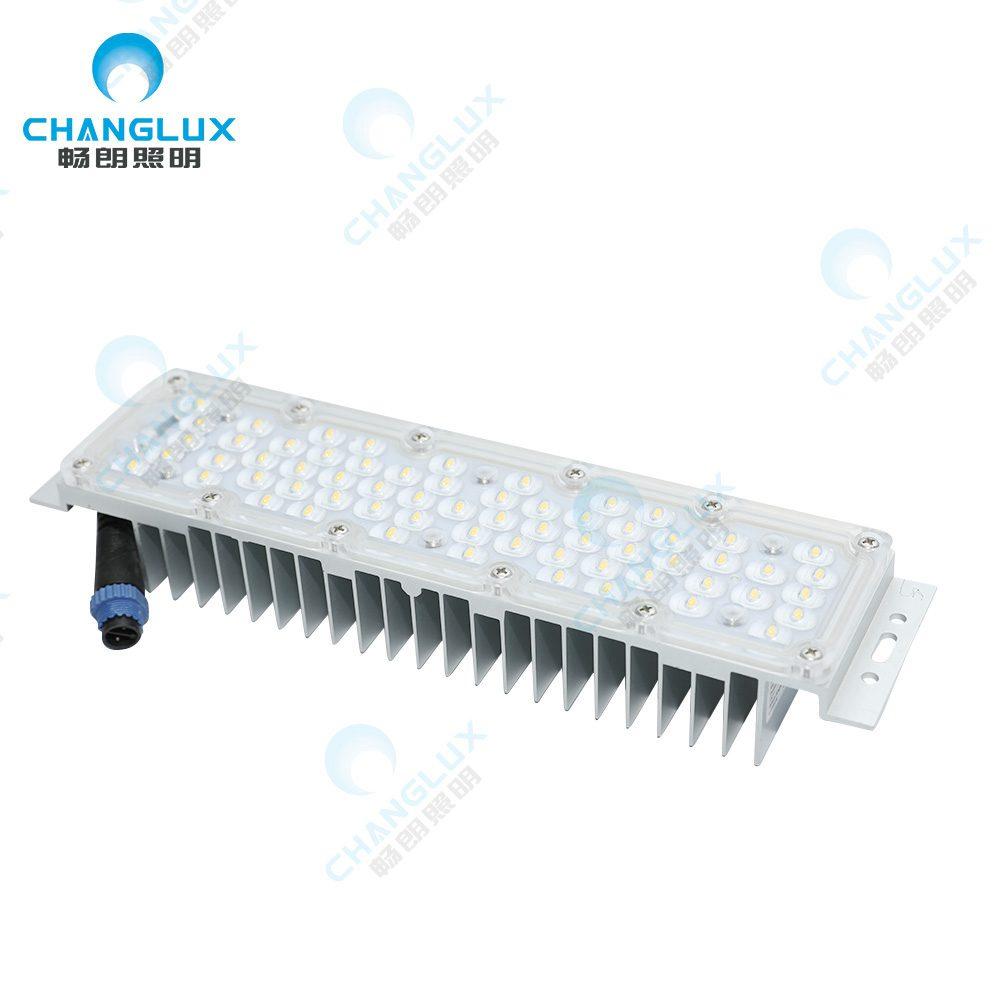 CL-C50-M12090 4000k-6000k 120lm/w  smd3030 modulo 50w 60w standard inetrernational size tunel