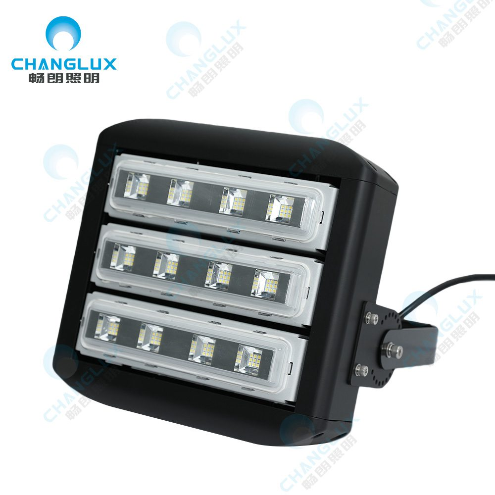 CL-PL-A150H  Ip67 waterproof energy saving smd 150w module tunnel led flood light outdoor