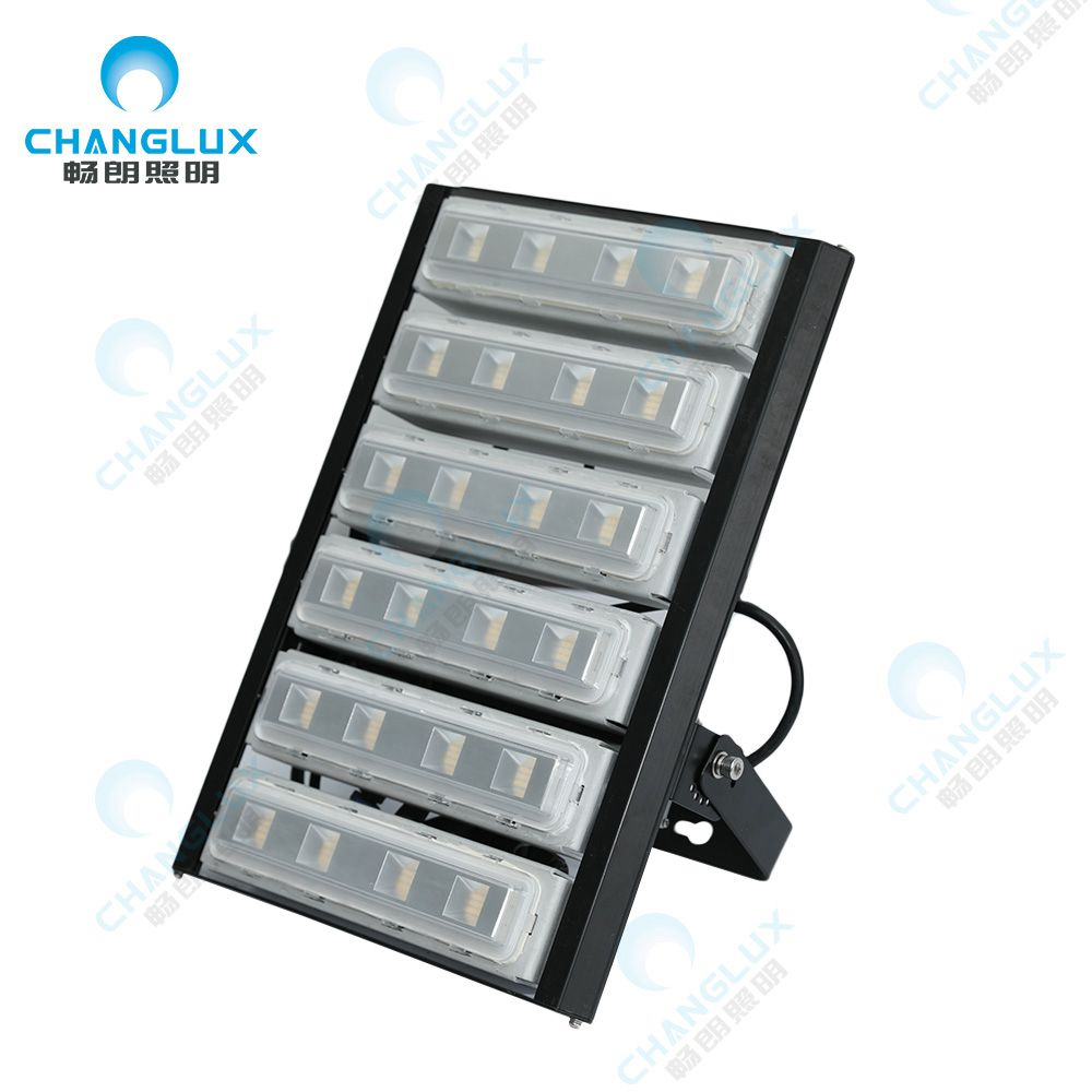 CL-PL-C300H  High Power 300W Modular LED Indoor Flood Light Basketball Court Floodlight Module Project Lamp IP67 Stadium Fixture