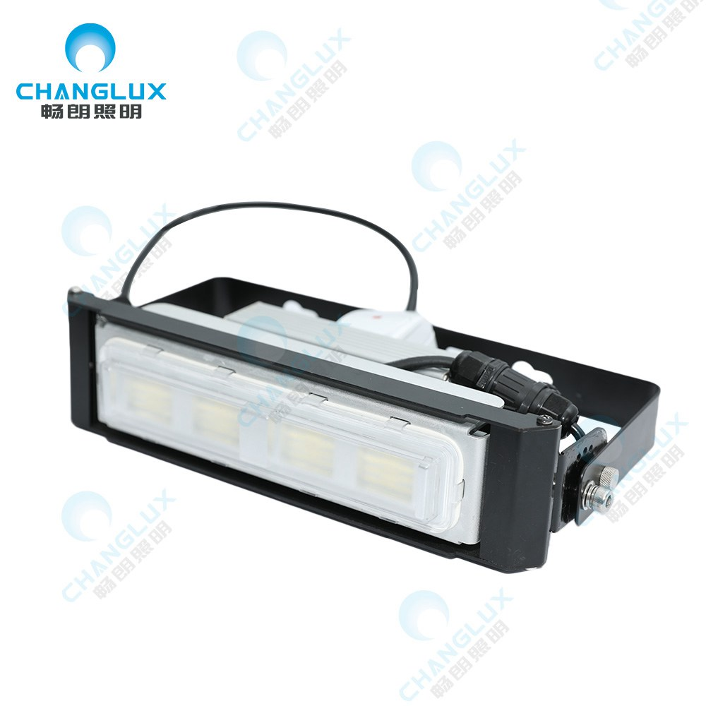 CL-PL-C50H  ip67 waterproof energy saving smd 50w module tunnel led flood light outdoor
