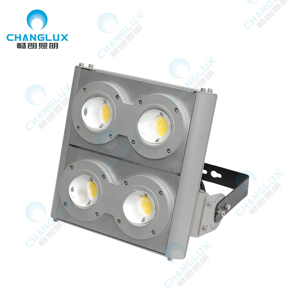 CL-PL-D300  15-120 degree Professional LED Stadium Lights Football Sports LED Flood Light 250W 500W 750W 1000W Luminaire Projector