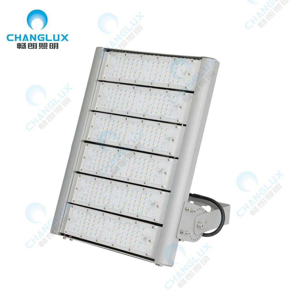 CL-PL-E300  High Power 300W Modular LED Indoor Flood Light Basketball Court Floodlight Module Project Lamp IP65 Stadium Fixture