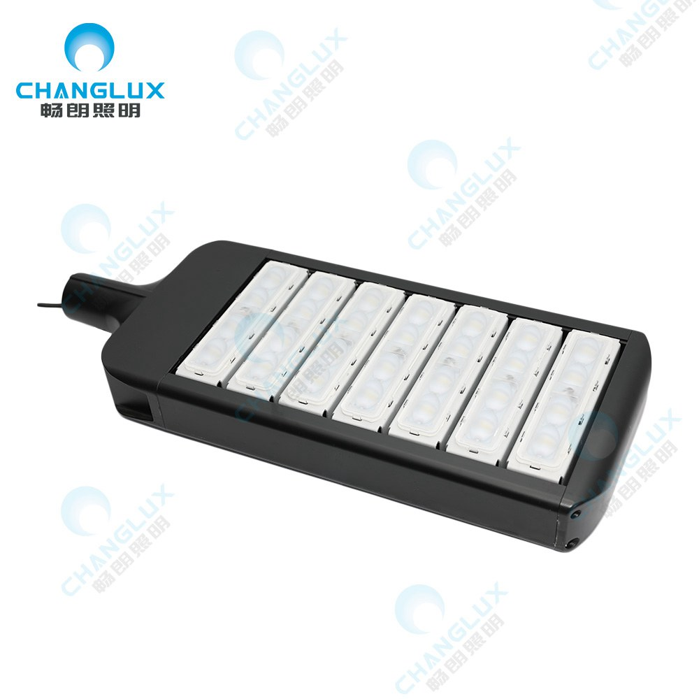 CL-SL-A210   210w High lumens 30305050 SMD outdoor ip65 module led street light price